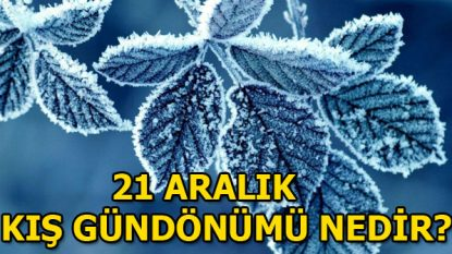 21 Aralık