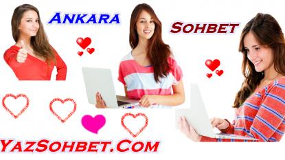 Ankara Sohbet,Ankara Chat