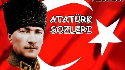 Atatürk Sozleri YazSohbet