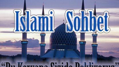 Dini İslami Sohbet