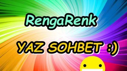 Rengarenk Sohbet,Rengarenk Chat