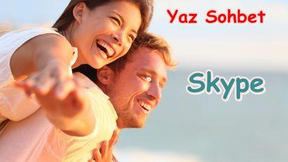 Skype Sohbet Odalari
