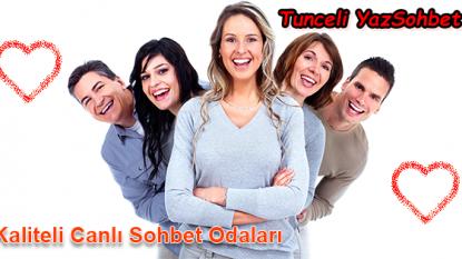 Tunceli Sohbet,Tunceli Chat