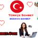Türkçe Sohbet,Türkçe Chat