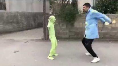 Yeşil Uzaylı Adana Version